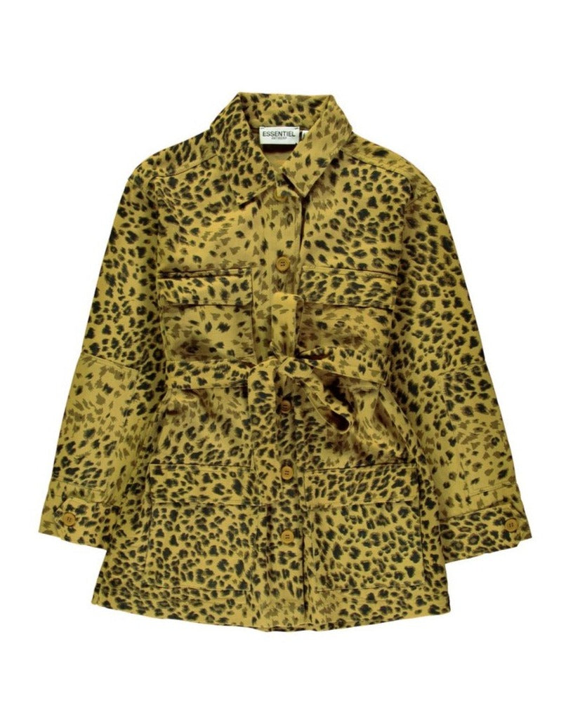 Essentiel Antwerp Jacke - Vincareno Safari Jacket
