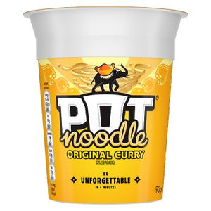 Pot Noodle Original Curry Standard 90g