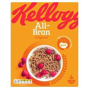Kellogg's All-Bran Original Cereal 500g