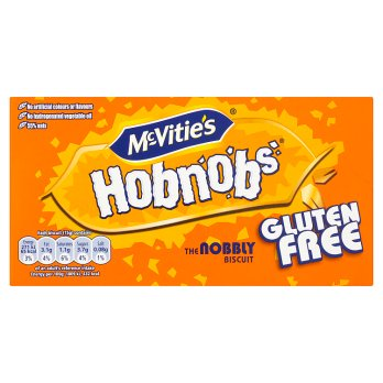 McVities Gluten Free Hobnobs Original 150g