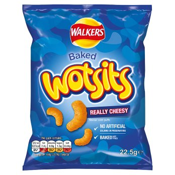 Wotsits Really Cheesy Snacks 22.5g