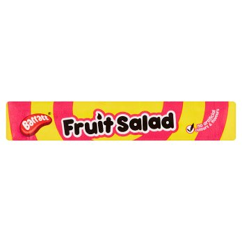 Barratt Fruit Salad Raspberry & Pineapple Chews 36g
