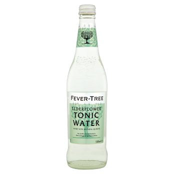 Fever-Tree Elderflower Tonic Water 500ml