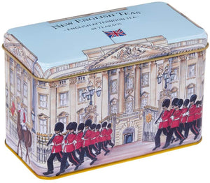 Buckingham Palace Tea Tin with 40 English Afternoon teabags