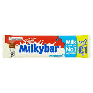 Milkybar White Chocolate  Bar 25g