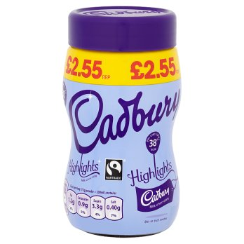 Cadbury Highlights Milk Chocolate 154g