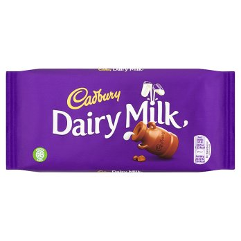 Cadbury Dairy Milk Chocolate Bar 200g