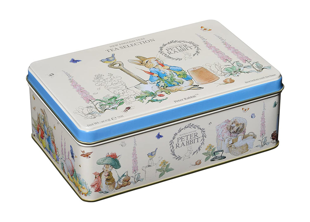 Beatrix Potter Peter Rabbit 100 Teabags Tin