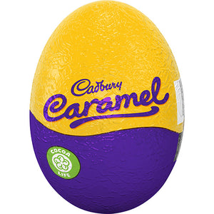 Cadbury Caramel Filled Egg 40g