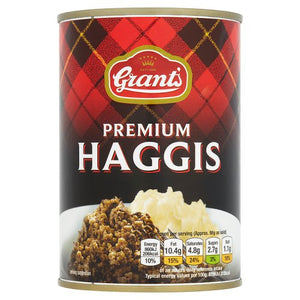 Grants Tinned Haggis 392g