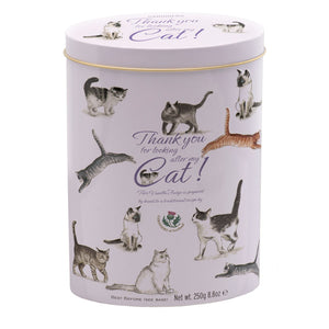 Thank You Vanilla Fudge 250g Tin (CATS)