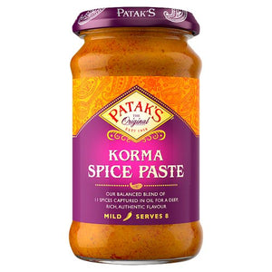 Pataks Korma Curry Paste 283G