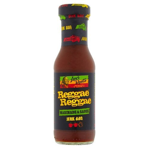 Reggae Reggae Original Jerk Barbeque Sauce 290g