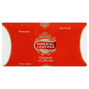Imperial Leather Original Soap 6 pack