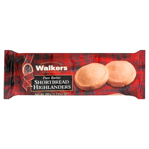 Walkers Highlander Shortbread
