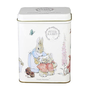 Beatrix Potter Flopsy Bunnies Tea Tin 40 English Afterboon teabags