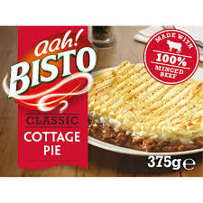 Bisto Cottage Pie (shop pick-up only)