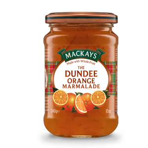 Mackays Dundee Orange Marmalade 340g
