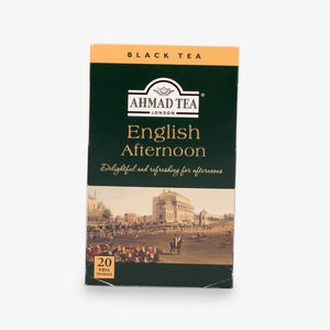 Ahmad Tea - English Afternoon Teabags 20s