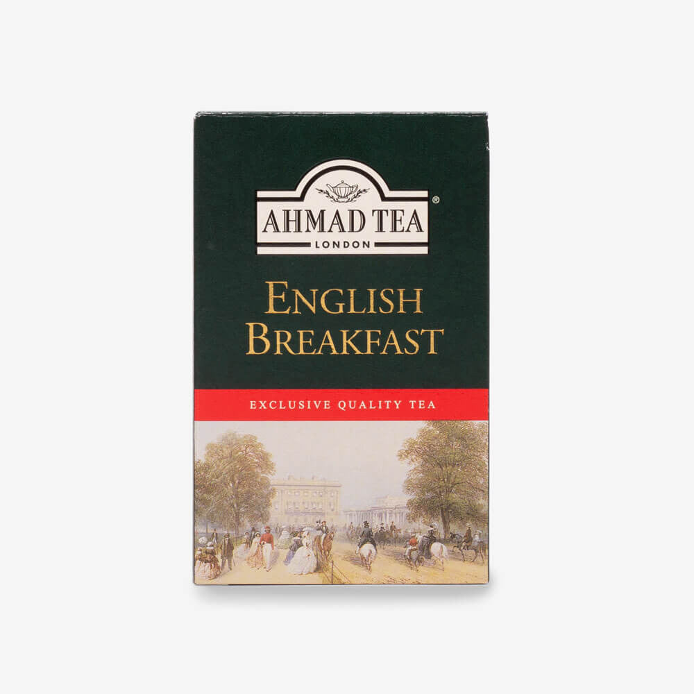 Ahmad Tea - English Breakfast Loose Leaf