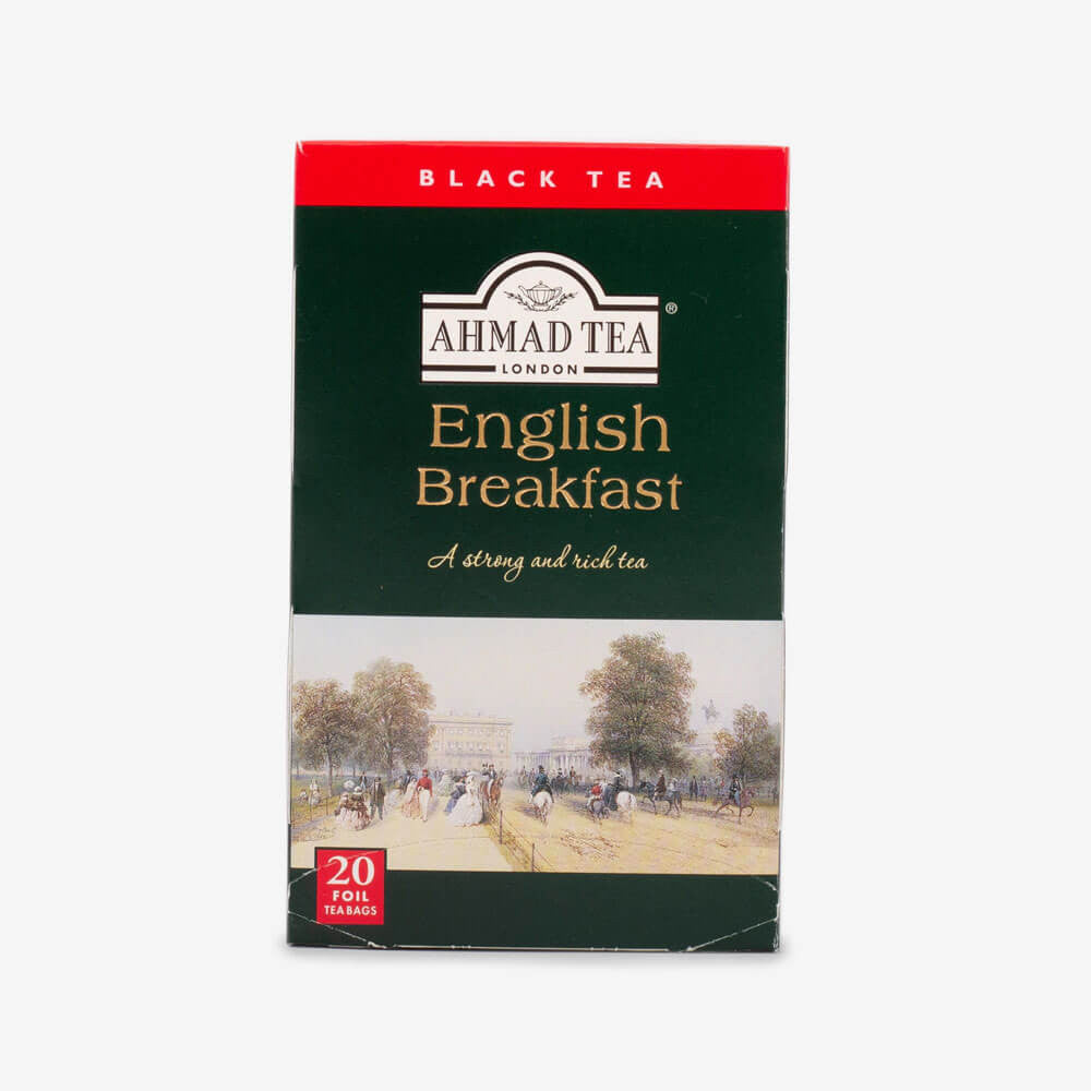 Ahmad Tea - English Breakfast Teabags 20s