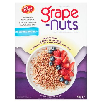 Post The Original Grape-Nuts 580g