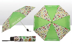 Umbrella - Irish Charm Collapsible