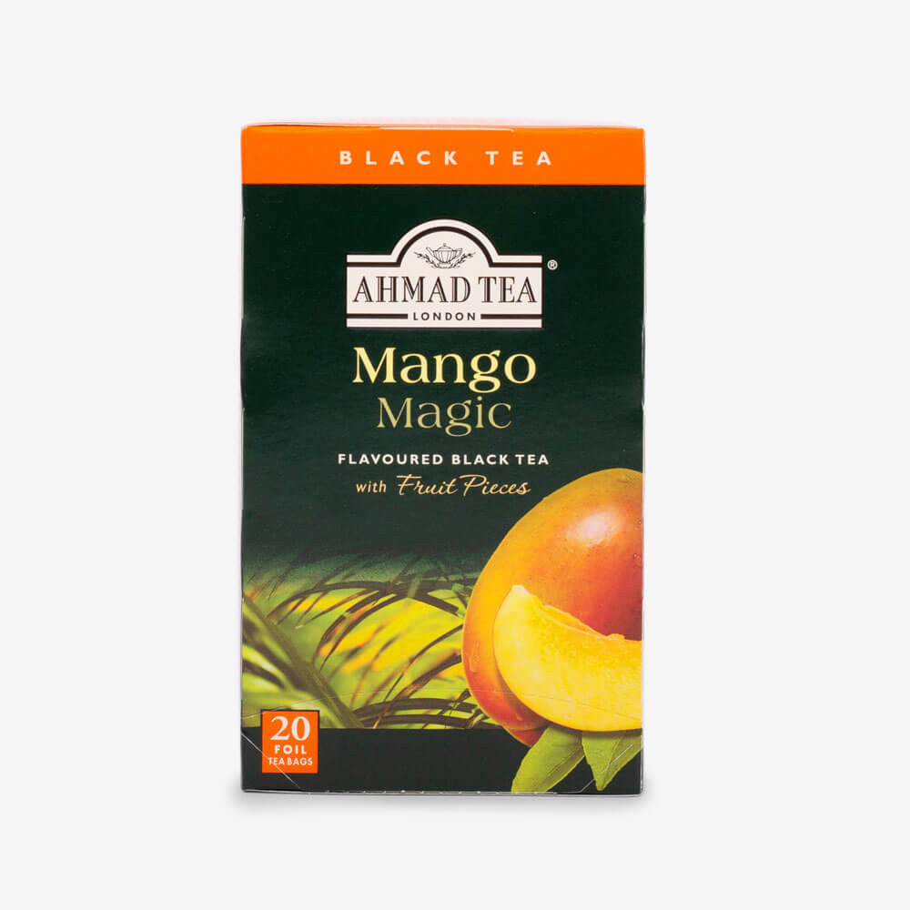 Ahmad Tea - Mango Magic Fruit Black Teabags 20s