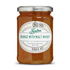 Tiptree Orange & Malt Whisky Marmalade 340g