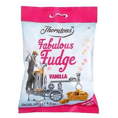Thorntons Fabulous Vanilla Fudge 140g