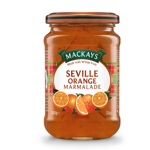 Mackays Seville Orange Marmalade 340g