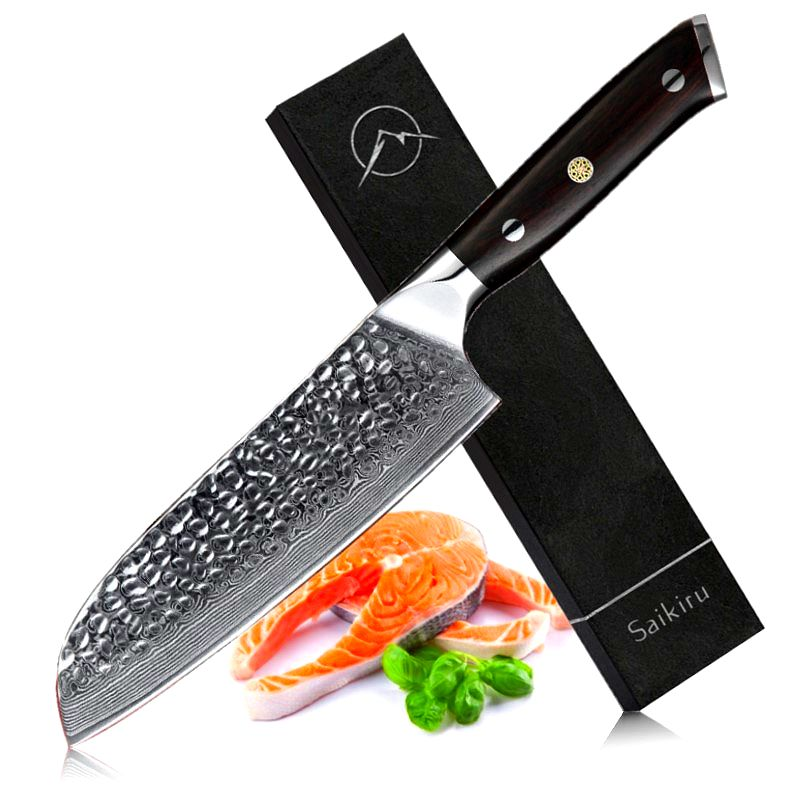 Santoku Japonais - Collection Chef Fujita