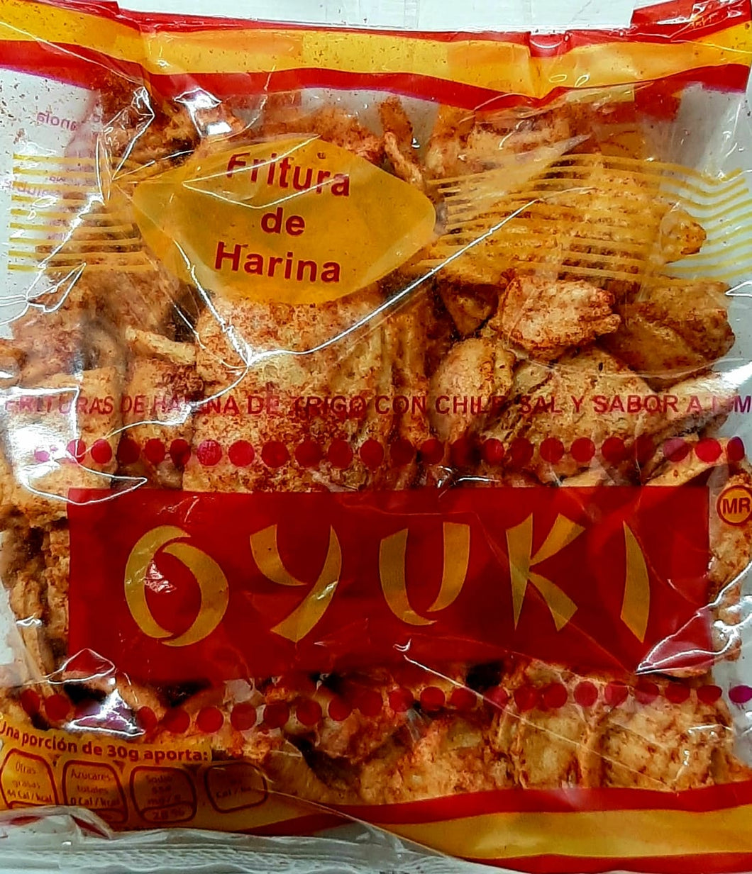 OYUKI Chicharron 1 pza