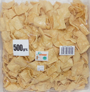 Chicharron Minicuadro NATURAL 500g