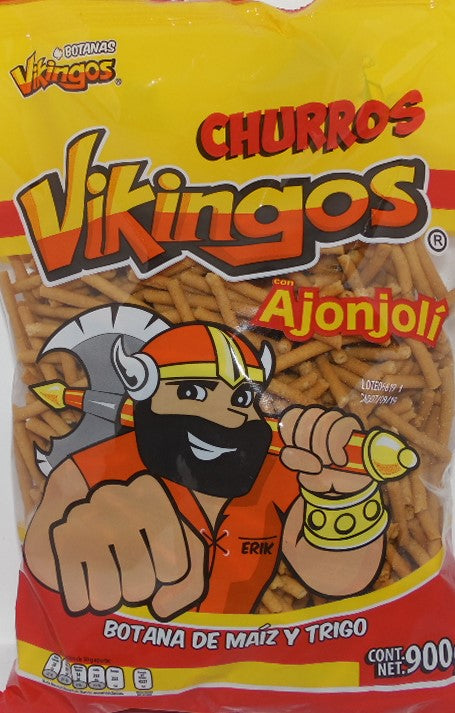 Vikingo Churrito NATURAL 900g