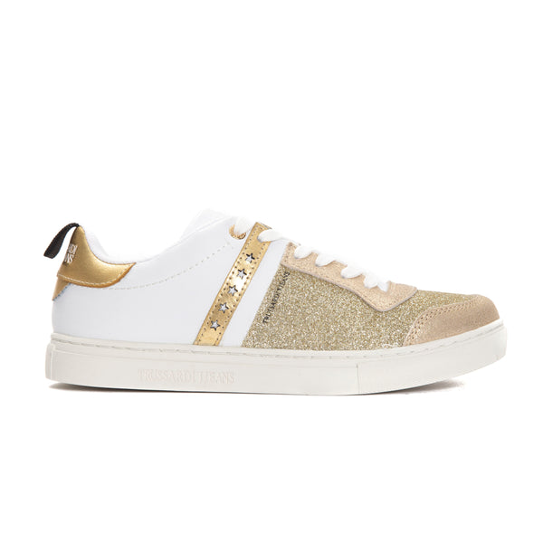 Oro Gold Sneakers