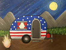 Load image into Gallery viewer, SplashKit (Patriotic Camper) - SplashKits