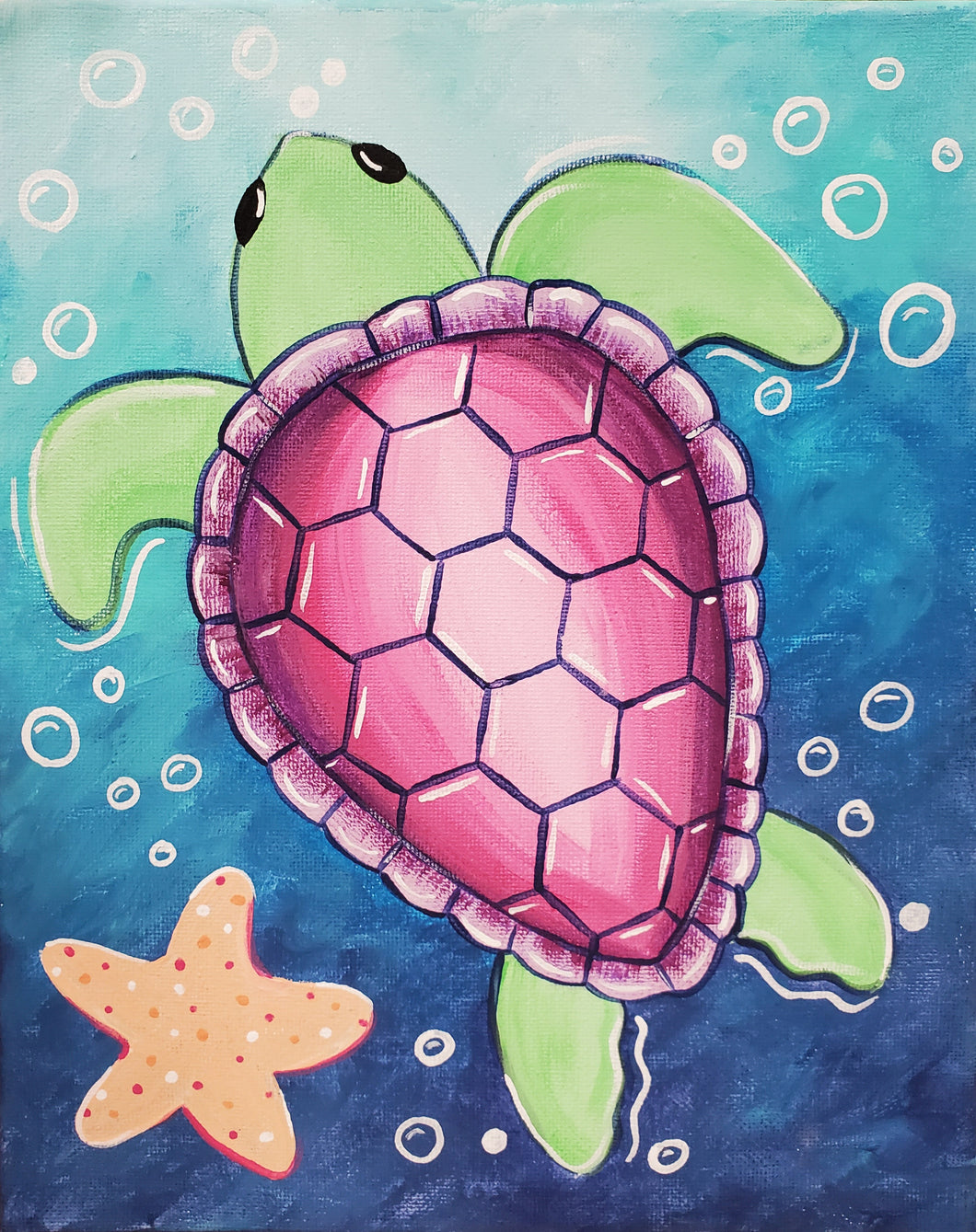 SplashKit (Sea Turtle)