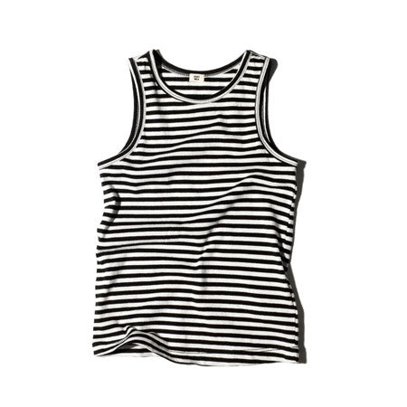 striped tank top (unisex)