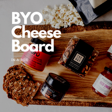 Load image into Gallery viewer, BYO Cheese Board Box