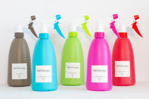 Discount Package = 5 Bottles Sanitizing Spray