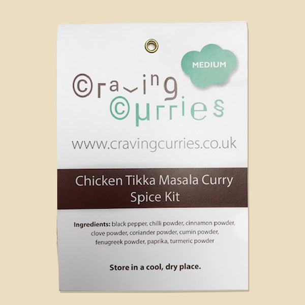 Chicken Tikka Masala Curry Spice Kit