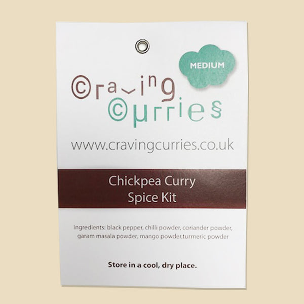Chickpea Curry Spice Kit
