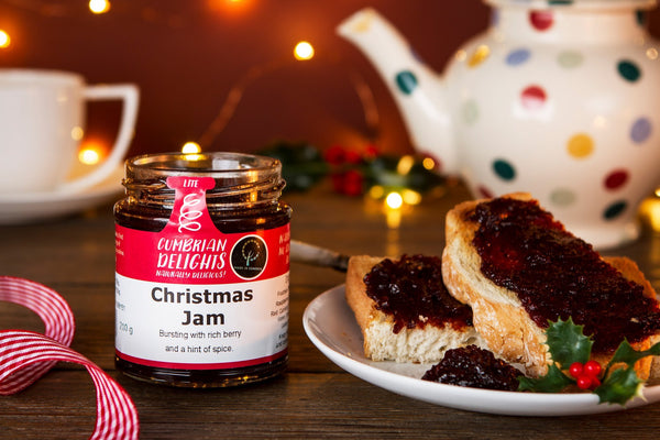 Lakeland Gifts Christmas Jam