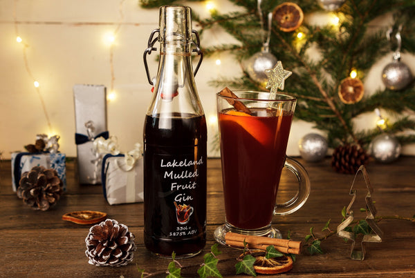 Lakeland Mulled Fruit Gin Liqueur