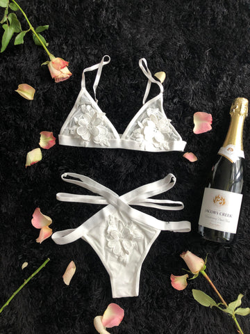 Soy & Spice Lingerie Wild Camelia