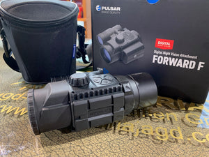 PULSAR Forward F455 AKTION ink Rusan Adapter