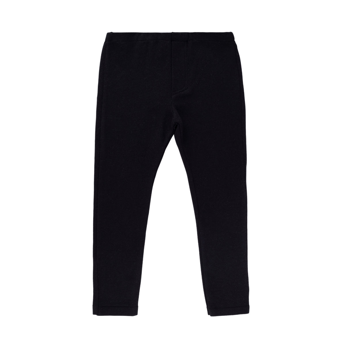 Bonito Knit Pants ~ Black