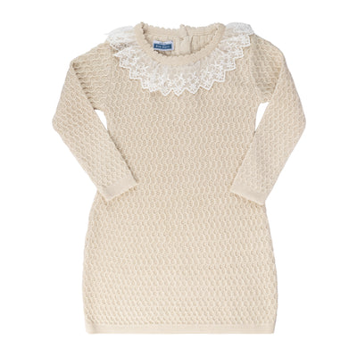 Melanie Dress ~ Beige