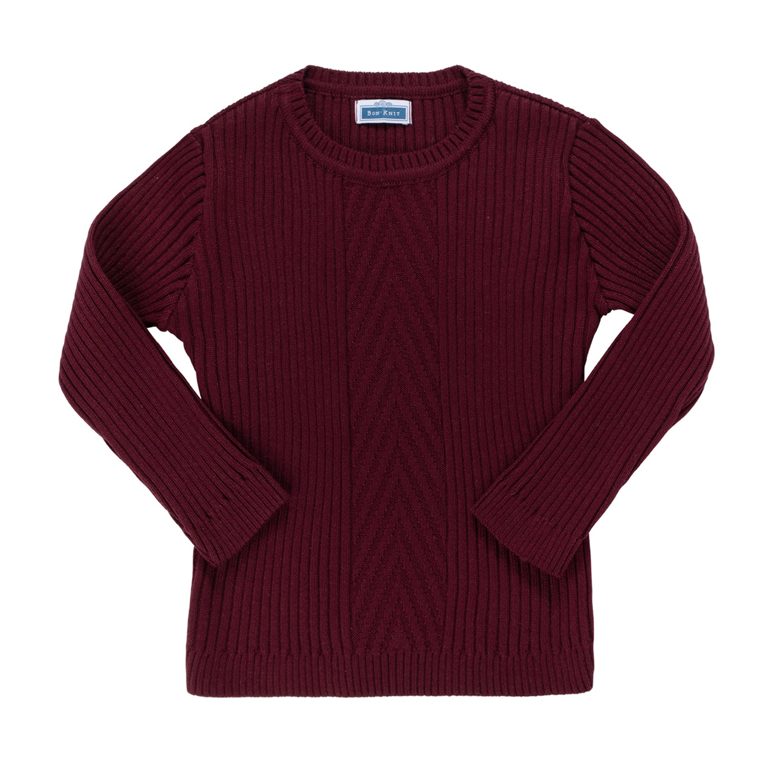 Willie Sweater ~ Burgundy